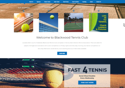 Blackwood Tennis Club