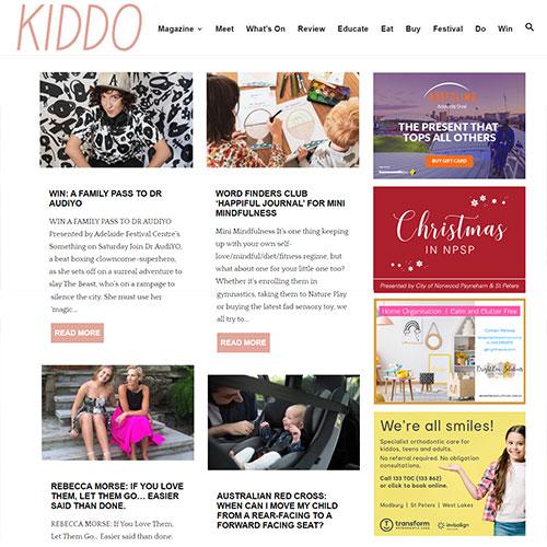 KIDDO Magazine